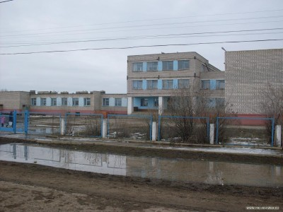 Ромашковская школа
