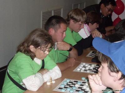 Савинские шахматисты на Сельских спортивных играх