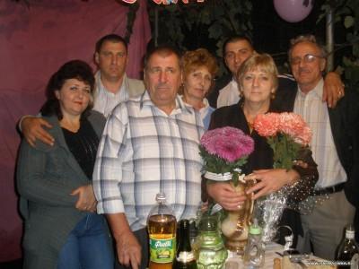 Юбилей Силютиной (Караевой) Ольги Владимировны