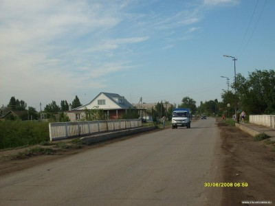 мост через Бульбин