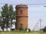 Водонапорная башня села Кайсацкое