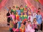 Младшая группа артистов театра \