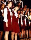 хоровое пение