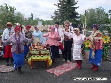 Знакомство с традициями радость моя русскими
