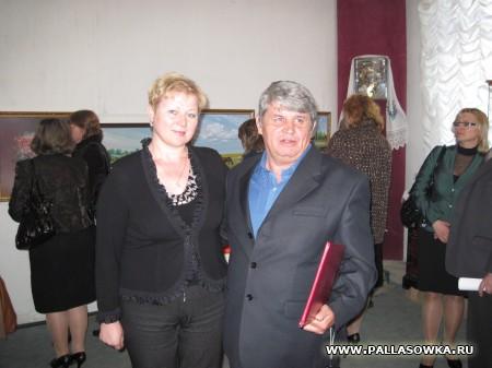 Персональная выставка Владимира Тарана